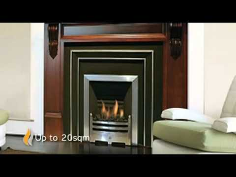 Real Flame Gas Fireplaces