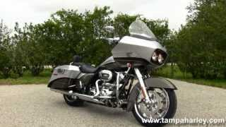 8. Used 2009 Harley-Davidson CVO Road Glide Screamin' Eagle for Sale in Tampa