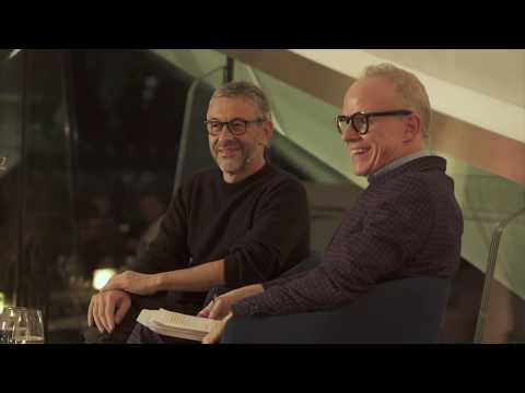 Pierre Huyghe in conversation with Hans Ulrich Obrist