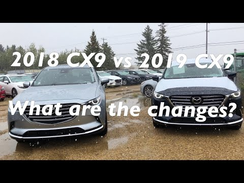 2019 Mazda CX 9 | What Are The Changes?