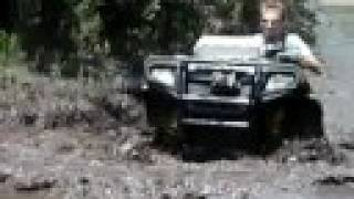 7. Polaris 2005 Sportsman 500 HO