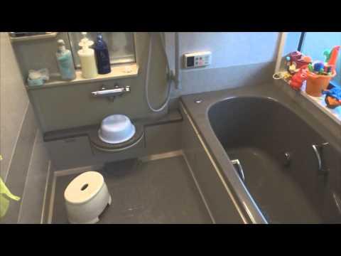 Japanese Bath Controls (видео)