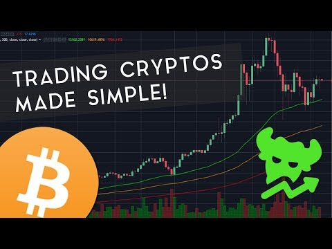 Three Ways to Make Trading Cryptocurrencies Simple (видео)