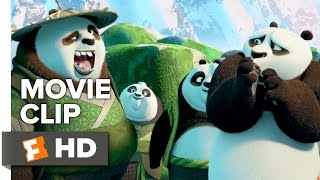 Nonton Kung Fu Panda 3 Movie Clip   Secret Panda Village  2016    Animated Movie Hd Film Subtitle Indonesia Streaming Movie Download