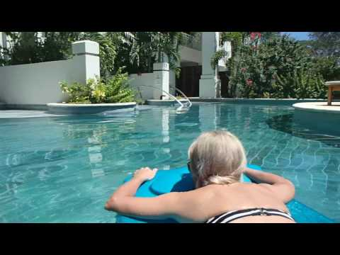 Sandals Barbados Swim Up Suite Part 1