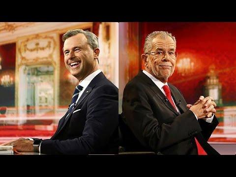 Διχασμένοι οι Αυστριακοί προσέρχονται στις κάλπες