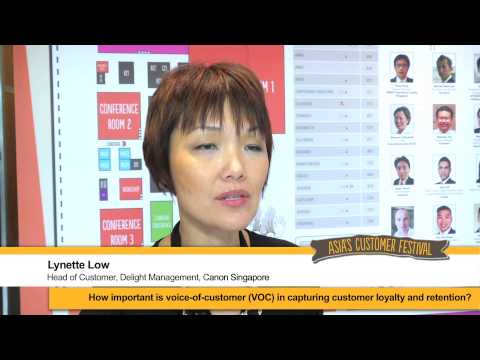 Interview with Canon Singapore