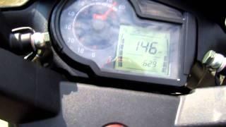 10. Aprilia sr 50 R 2011