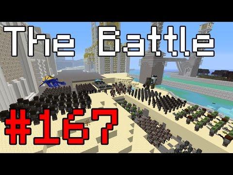 Minecraft Voltz Wars - Assaulting the Walls! #167