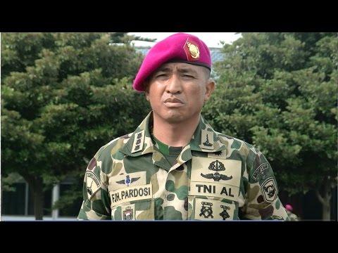 Selamat Bertugas Danbrigif II Kolonel Marinir Pardosi