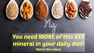 As a Natural Doctor and Nutritionist I provide a variety of health and wellness tips for clients to be able to live healthier and happier lives in the simplest natural way.This video is all about the benefits of Magnesium.  Many of the clients I work with we will run labs to access potential magnesium deficiencies.  Most of the time, my clients have some degree of magnesium deficiency.This is very common and super hard to avoid. Common Magnesium DeficienciesWeakened immune systemPoor Vitamin AbsorptionSkin conditions like eczema and psoriasis.Magnesium is needed in over 300 different body functions within the body.Our soil and foods sources are depleted and it's ABSOLUTELY necessary for supplementation of magnesium.There are 3 ways to increase delivery of magnesium in the body:1. Topical via Skin  - magnesium oil 2. Topical Via Bath Soak in Epsom Salts Bath3. Supplementation - Magnesium Citrate and Glycinate are the two types to consume.  (500mg daily)I work with a lot of PCOS clients and they ALL have magnesium deficiencies. As a PCOS sufferer myself, I supplement daily with magnesium and couple that with topical applications and bath soaks to max my magnesium.________________________________________On the Healthy Being by Melissa channel I focus on natural health and wellness oriented educational videos that help my viewers and subscribers achieve their most optimal health. I bring my Naturopathic training to each video focusing on addressing the root cause of various illnesses and diseases. If you're feeling frustrated with your current health situation or seeking ways to look and feel better than you do now... I hope you will subscribe and my Healthy Being community!SUBSCRIBE!https://www.youtube.com/channel/UC5Rc1fFDKjIUnSAe6R_Cdeg/?sub_confirmation=1LET'S CONNECT!Healthy Being by Melissa-- http://www.facebook.com/healthybeingbymelissa-- http://www.google.com/+healthybeingbymelissa-- http://www.instagram.com/healthybeingbymelissaEmail me at: melissa@healthybeing