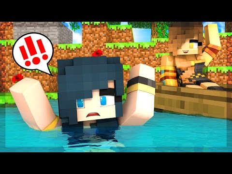 WE LOST OUR HOME! THE NEIGHBORHOOD FLOODS! (Minecraft Roleplay) (видео)