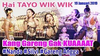 Video #Nanda #Silvi #Gareng Angga - 19 Januari 2019 MP3, 3GP, MP4, WEBM, AVI, FLV Maret 2019