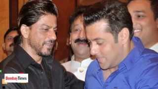 Shah Rukh Khan Visits Salman a Day Before The Case