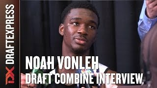 Noah Vonleh Draft Combine Interview