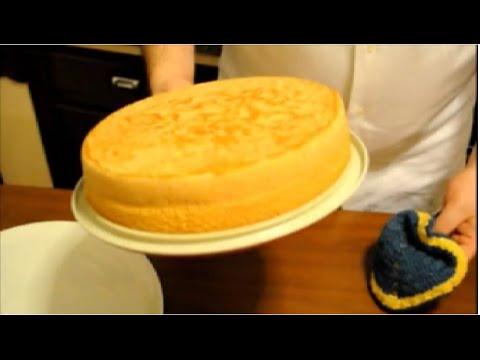 video ricetta: ecco come fare un pan di spagna perfetto.