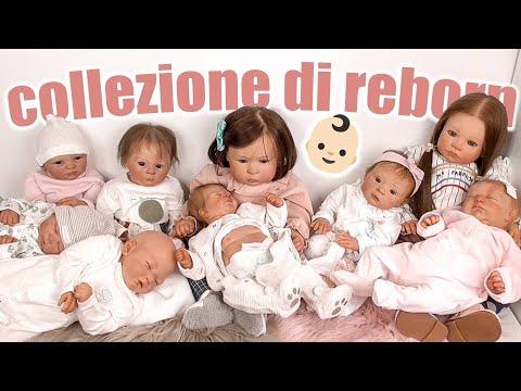 Tutte le mie Bambole Reborn Baby e Toddler   Collezione Reborn Baby Giulia