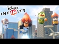 A Base Secreta Disney Infinity Play Set Os Incriveis 1