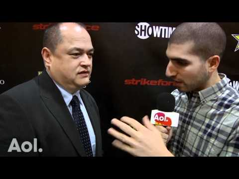 Scott Coker Comments on Working With Zuffa Strikeforces Future