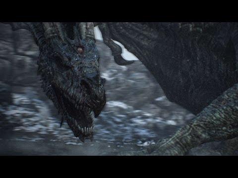 Dark Souls 2 - как победить древнего дракона (тактика боя)