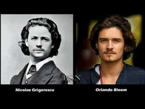 viaggiatori nel tempo: somiglianze incredibili