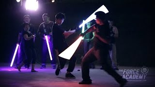 The most realistic lightsaber dueling experience in Singapore (by The Saber Authority)