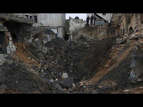Πρώτη κοινή επιχείρηση ρωσικών-τουρκικών μαχητικών στην Συρία