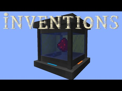 Minecraft Mods FTB Inventions - ROUTERS [E16]