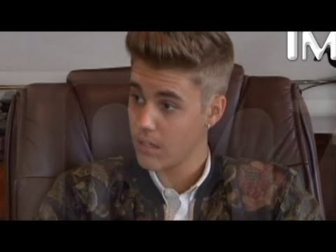 Justin Bieber Acting Like a Complete Brat During a Recent Deposition