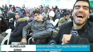 Safiye Soyman ve Zahide Yetiş' ten Engelliler Sarayı'na anlamlı ziyaret