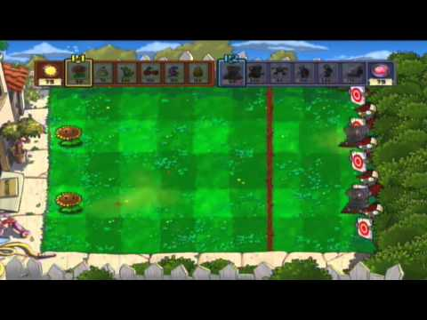 Plants Vs. Zombies Vs. Mode Versus Chancetuhs [1]