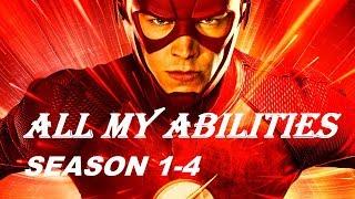 Video The Flash - All his abilities (season 4 included!) MP3, 3GP, MP4, WEBM, AVI, FLV September 2019