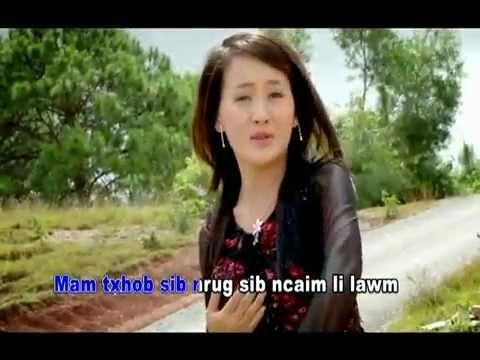 Paj Kub Tsab   Ntshaw Txoj Kev Hlub   YouTube (видео)