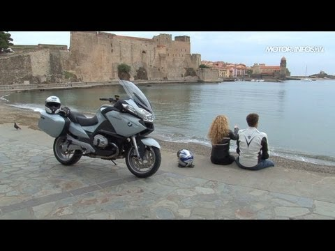 BMW R 1200 RT ABS Pack Confort Touring Dynamic