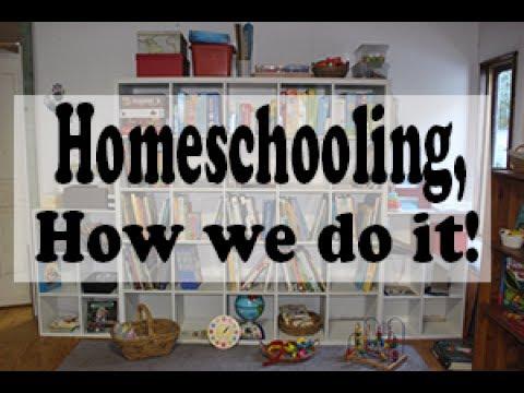 How we Homeschool our kids. Australian eclectic Charlotte Mason inspired Homeschooling (видео)