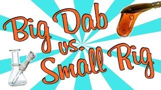 BIG DAB vs. SMALL RIG by Strain Central