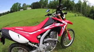 8. 2017 Honda CRF250L First Impressions