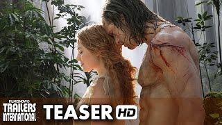 A Lenda de Tarzan Trailer Teaser Oficial Legendado