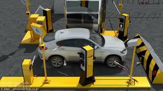 video thumbnail Under Vehicle Surveillance System(UVSS) youtube