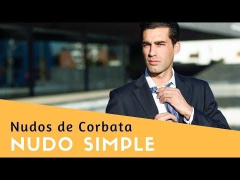 VIDEO NUDO DE CORBATA SIMPLE