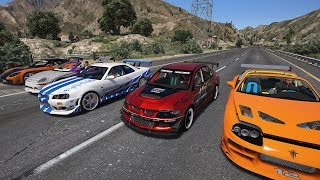 Nonton Gta 5   Ph     T C  Ng Nh   Ng Si  U Xe Trong Fast   Furious   Nd Gaming Film Subtitle Indonesia Streaming Movie Download