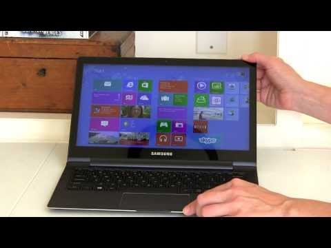 Plus - Lisa Gade reviews the Samsung ATIV Book 9 Plus, a high end Ultrabook with Intel Haswell CPUs and a QHD+ display. This is an extremely slim laptop that weighs...