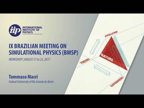 Quantum simulation of crystalline phases with Rydberg atoms and dipolar systems - Tommaso Macri