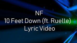 Download Lagu NF - 10 Feet Down (ft. Ruelle) Mp3