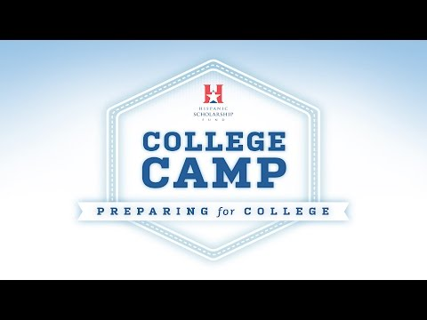 HSF College Camp