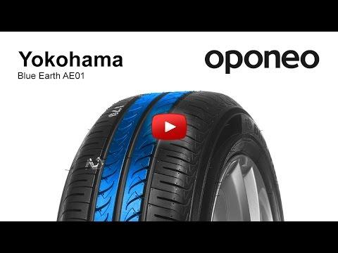 Tyre Yokohama Blue Earth AE01 ● Summer Tyres ● Oponeo™
