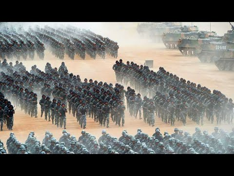 Warning War (Oct 27,2020) Thousand China Soldiers Joins Russian Troops to Against US Military