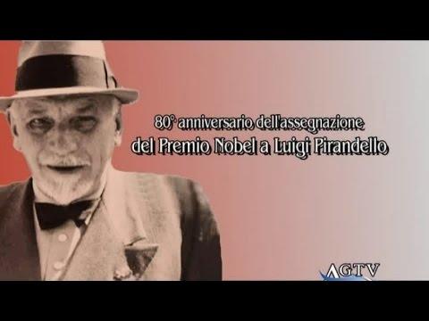 Teatro Pirandello, Anniversario Premio Nobel a Luigi Pirandello