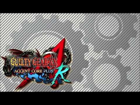 Guilty Gear XX Accent Core Plus R OST - Beatin' My Soul (Menu/Option Screen)