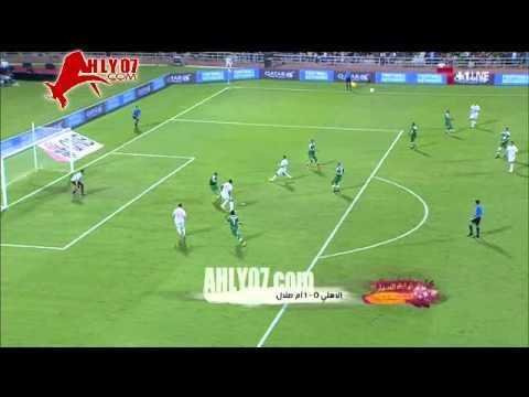 أحمد فتحي  يقود أم صلال للفوز على الأهلي في الدوري القطري